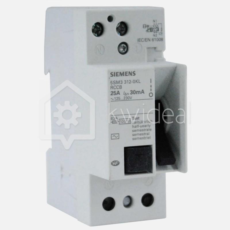 interrupteur diff rentiel connexion vis 25a 30 ma type. Black Bedroom Furniture Sets. Home Design Ideas