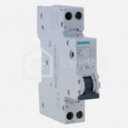 Disjoncteur phase neutre 6 ampères - Siemens