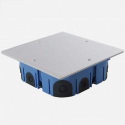 Boîte de dérivation encastrée placo Air'métic 170 x 170 mm P45 mm