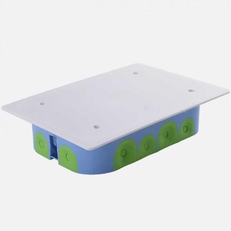 Boîte de dérivation encastrée placo Air'métic 170 x 110 mm P40 mm