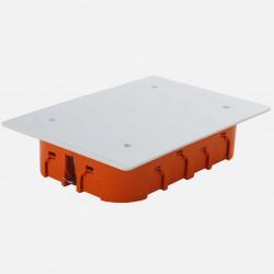Boîte de dérivation Eur'ohm encastrée placo 170 x 110 mm profondeur 40 mm