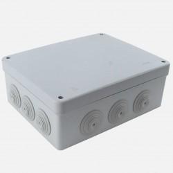 Boîte de dérivation étanche 240x190 mm P90 mm IP55 Eur'ohm