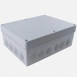 Boîte de dérivation étanche 310x250 mm P125 mm IP55 Eur'ohm