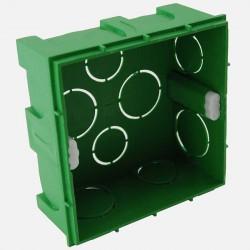 Boîte maçonnerie 90x90 P40 mm pour prise 20A - 32A