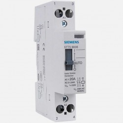 Contacteur modulaire jour-nuit 230 volts Siemens