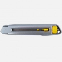 Cutter Interlock acier 18 mm Stanley