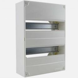 Coffret modulaire Michaud 2 rangées de 13 modules