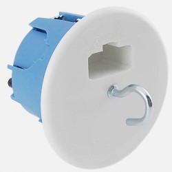 Boîte point de centre cloison sèche DCL Ø67 mm