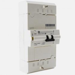 Disjoncteur différentiel 2P 60/90A 500 ma instantané General Electric
