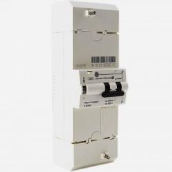Disjoncteur différentiel 2P 30/60A 500 ma instantané General Electric