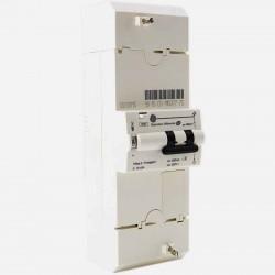 Disjoncteur différentiel 2P 15/45A 500 ma sélectif General Electric