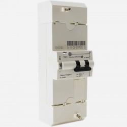 Disjoncteur différentiel 2P 15/45A 500 ma instantané General Electric