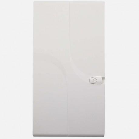 Porte opaque 3 rangées 13 modules pour coffret Q330 Michaud