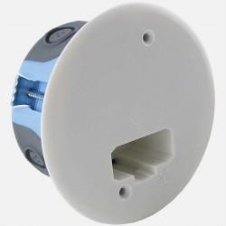 Boîte d'applique XL air'métic DCL Ø67 mm Eur'ohm