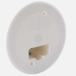 Couvercle d'applique pour boîte Ø 67 mm