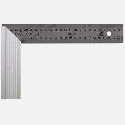 Equerre de menuisier largeur 150mm - hauteur 250 mm