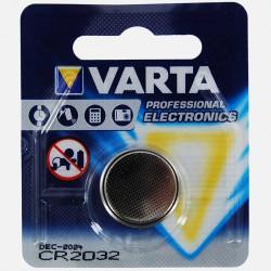 Pile lithium CR2032 Varta
