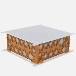 boîte pavillonnaire en promotion : lot de 10 boîtes pavillonnaires BBC, marque SIB