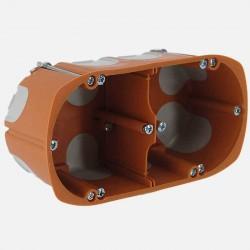 Boîte placo double BBC D68mm P50 mm - SIB