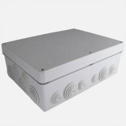Boîte de dérivation étanche 360x270 mm P125 mm IP55 Eur'ohm