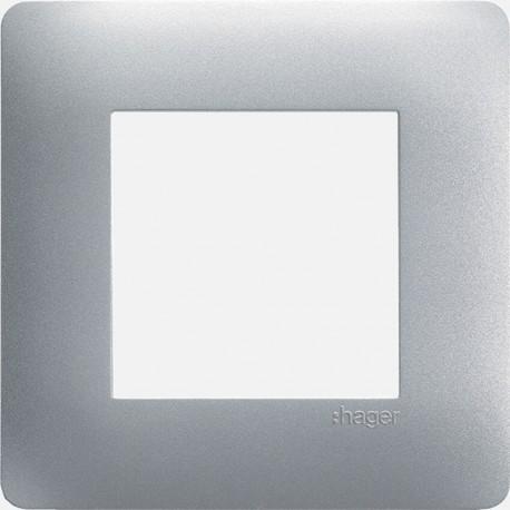 WE491 Essensya plaque Titane 1 poste