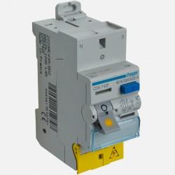 Interrupteur différentiel CDS742F 2P 40A 30ma type A Hager