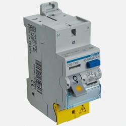 Interrupteur différentiel CDS743F 2P 40A 30ma type A Hager
