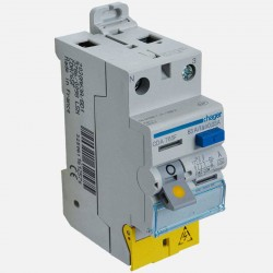 Interrupteur différentiel CDA765F 2P 63A 30ma type A Hager