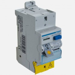 Interrupteur différentiel CDS764F 2P 63A 30ma type AC Hager