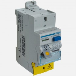Interrupteur différentiel CDS765F 2P 63A 30ma type A Hager
