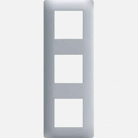 Essensya plaque Titane 3 postes