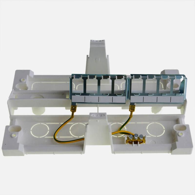 lb008 extension pour coffret de communication n o du fabricant michaud. Black Bedroom Furniture Sets. Home Design Ideas