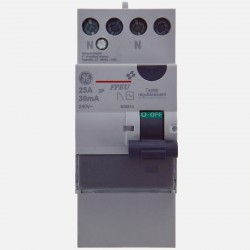 Interrupteur différentiel 25A type AC