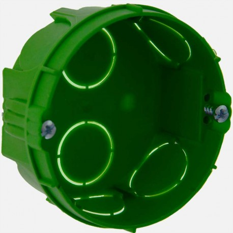 Boîte maçonnerie profondeur 30 mm