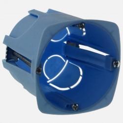 Boîte placo profondeur 60 mm D67-68 mm eur'ohm 52049