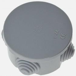 Boîte de dérivation étanche Ø60mm P40 mm IP44 SIB 960°