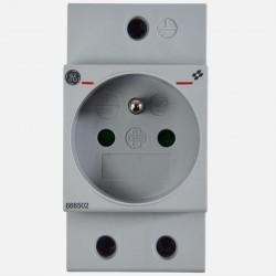 Prise de courant modulaire 666502 General Electric