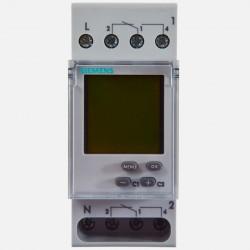 Interrupteur horaire modulaire 230 volts Siemens