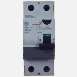 Interrupteur différentiel 63A type AC