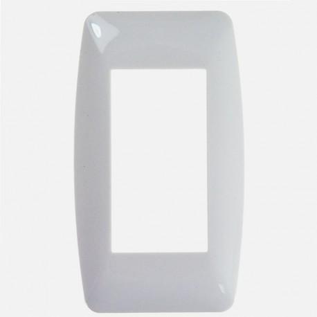 Plaque de finition Esprit 1/2 module