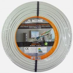 Câble grade 3TV R7400A Acome