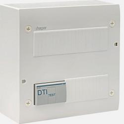 TN305 coffret de communication Hager