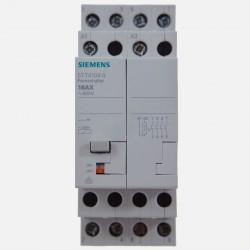 Télérupteur modulaire 4 contacts Siemens