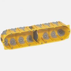80034 boîte 4 postes BBC Ø67 mm P50 mm Legrand