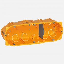Boîte placo triple D67mm P40 mm - Legrand 80043