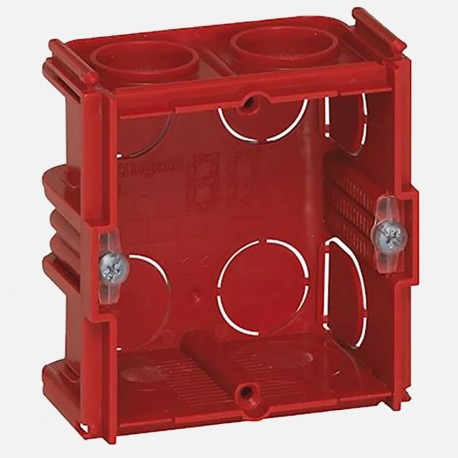 80141 Boîte maçonnerie profondeur 40 mm batibox