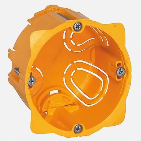 Boîte placo simple poste D67mm P50 mm - Legrand