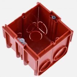 80161 Boîte maçonnerie profondeur 60 mm batibox