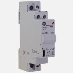 Télérupteur modulaire 230 volts 2 pôle General Electric