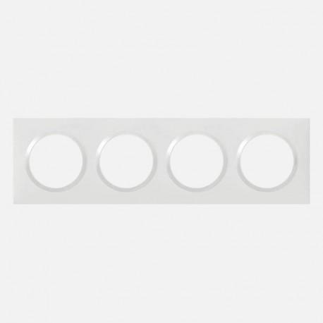 Plaque blanche Dooxie 600804